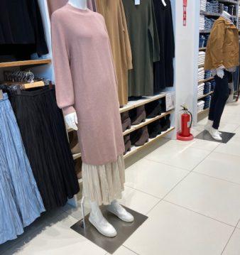 Fashion is FREE  着痩せコーディネート・FC店と直営の違い