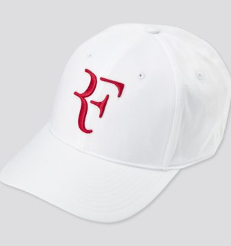 Fashion is FREE  ロジャー・フェデラー「RF」キャップ登場